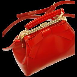 Tracolla Bon Ton con fiocco rossa Camomilla 49504