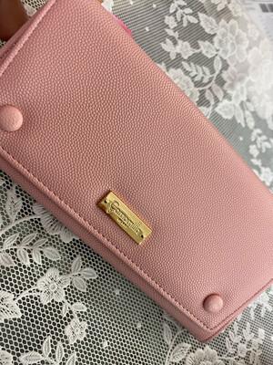 Portafoglio wallet rosa Camomilla
