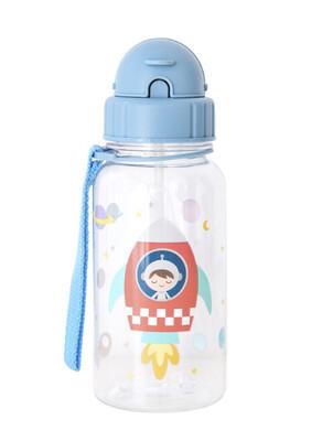 Bottiglia plastica Pianeti