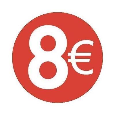 Prodotti da 8€