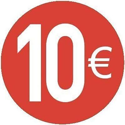 Prodotto da 10€