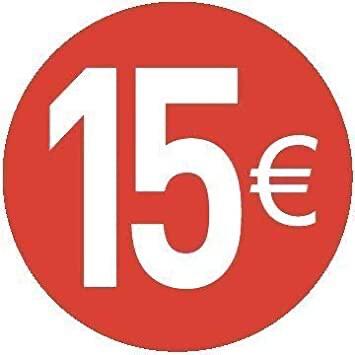 Prodotto da 15€
