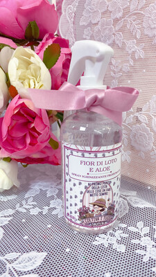 Profumo spray per tessuti Le Pupette