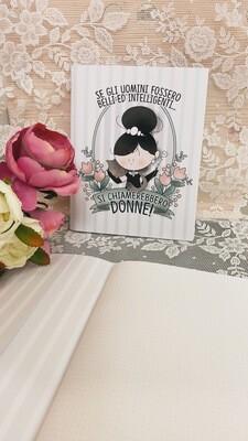 Quaderno Le Pupette Audrey Hepburn