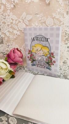 Quaderno Le Pupette Marylin