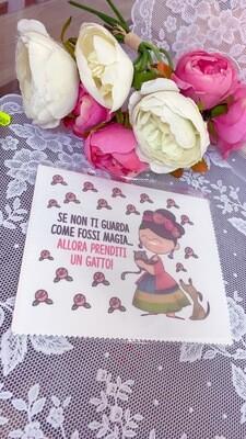 Panno in microfibra Le Pupette Frida