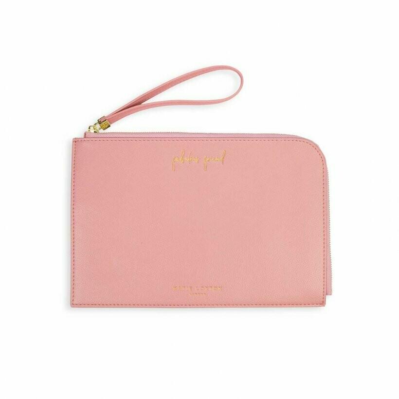 Pochette messaggio segreto rosa - Fabulous Friend - Katie Loxton 1089