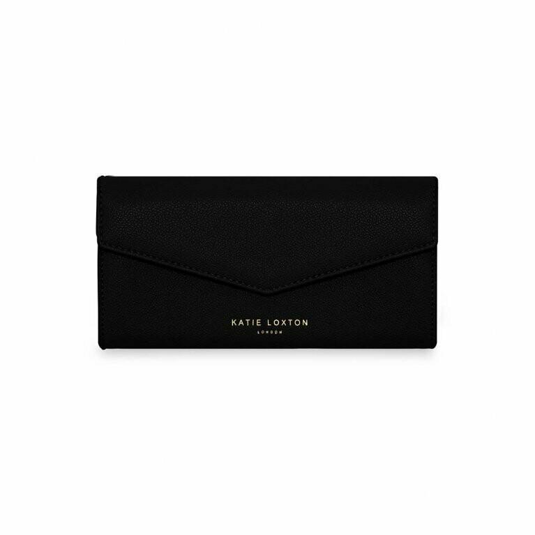 Portafoglio nero One in a million - Katie Loxton 1100