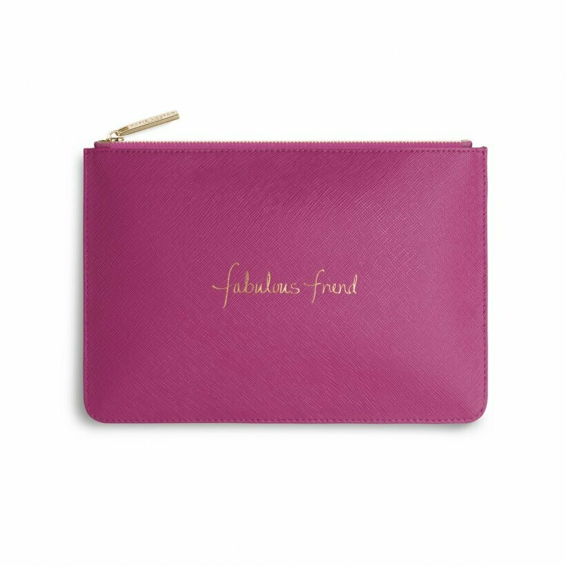 Pochette ciclamino Fabulous Friend - Katie Loxton 207