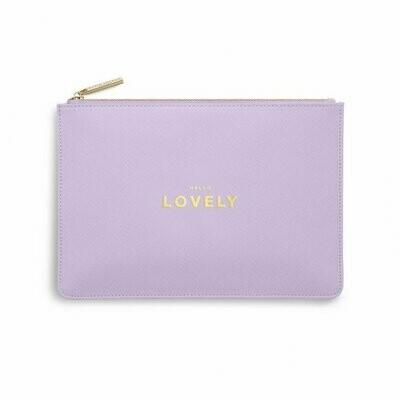 Pochette lilla Hello Lovely - Katie Loxton 1410