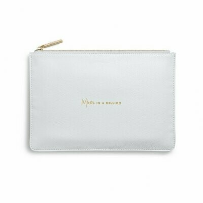 Pochette grigia Mum in a million - Katie Loxton 1393