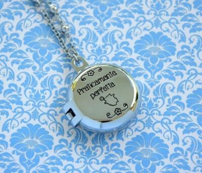 """Collana Mad Tea  """"Praticamente perfetta"""" MAPC005"""