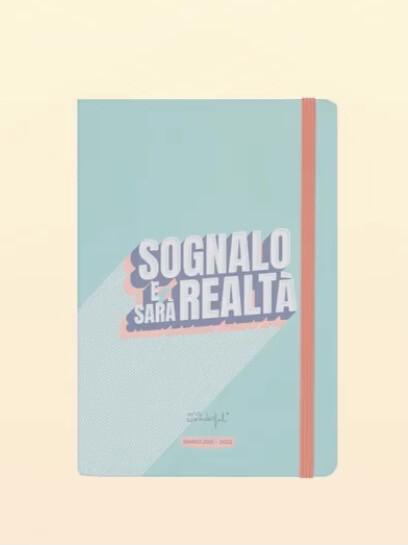Diario-Agenda 2021-2022 Piccola Pocket Giornaliera