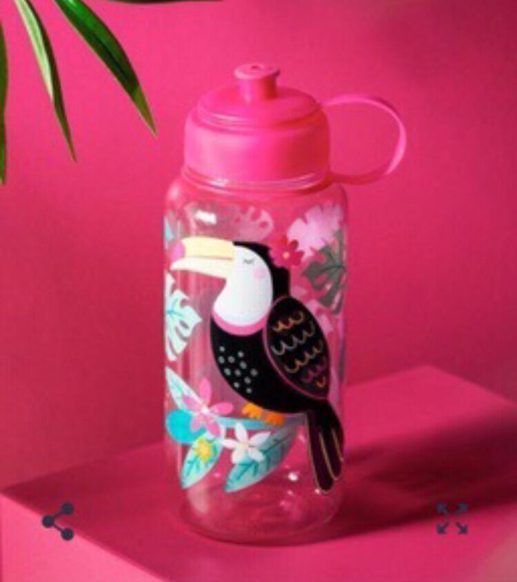 Bottiglia In Plastica Tucano