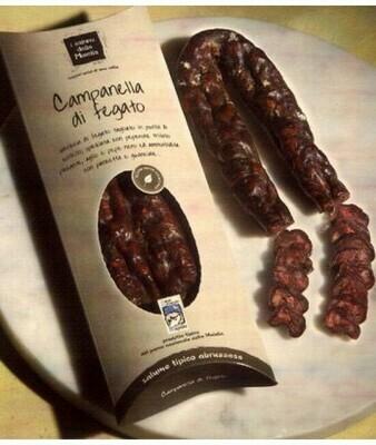 Cicolana salsiccia di fegato abruzzese - senza conservanti