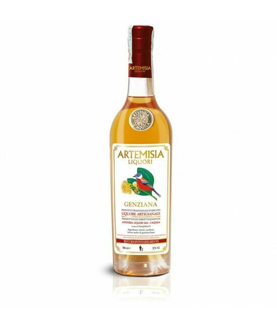 Liquore di Genziana Abruzzese