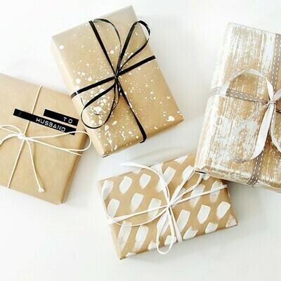Pacco regalo personalizzato