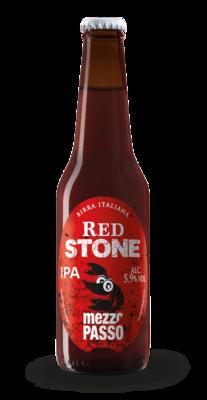 Red Stone IPA - birra artigianale abruzzese