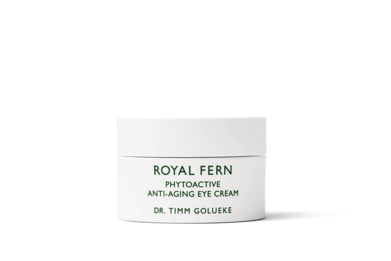 ROYAL FERN - Phytoactive Anti-Aging Eye Cream