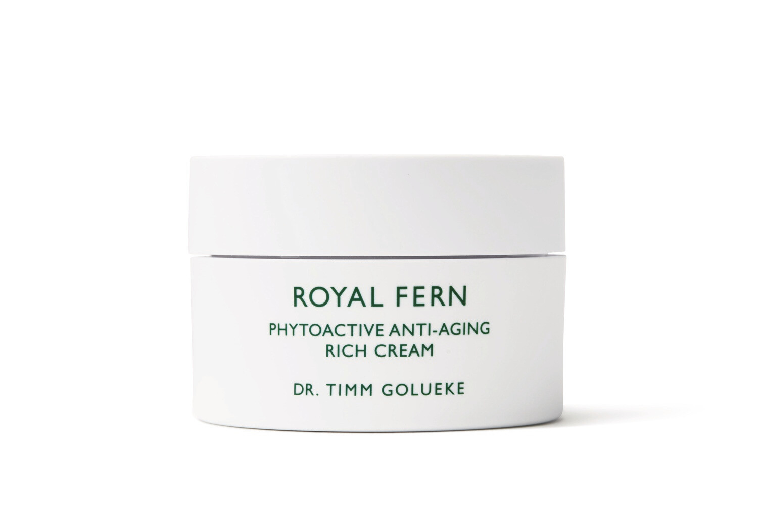 ROYAL FERN - PHYTOACTIVE ANTI-AGING RICH CREAM