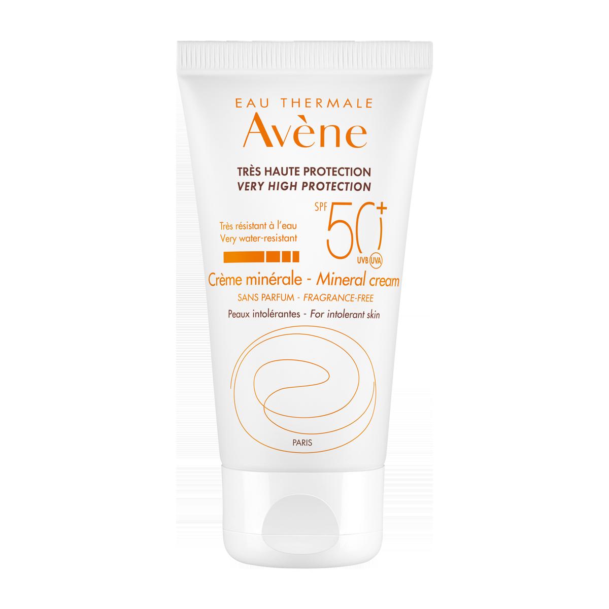Eau Thermale Avène Sonnencreme SPF50+ mineralisch