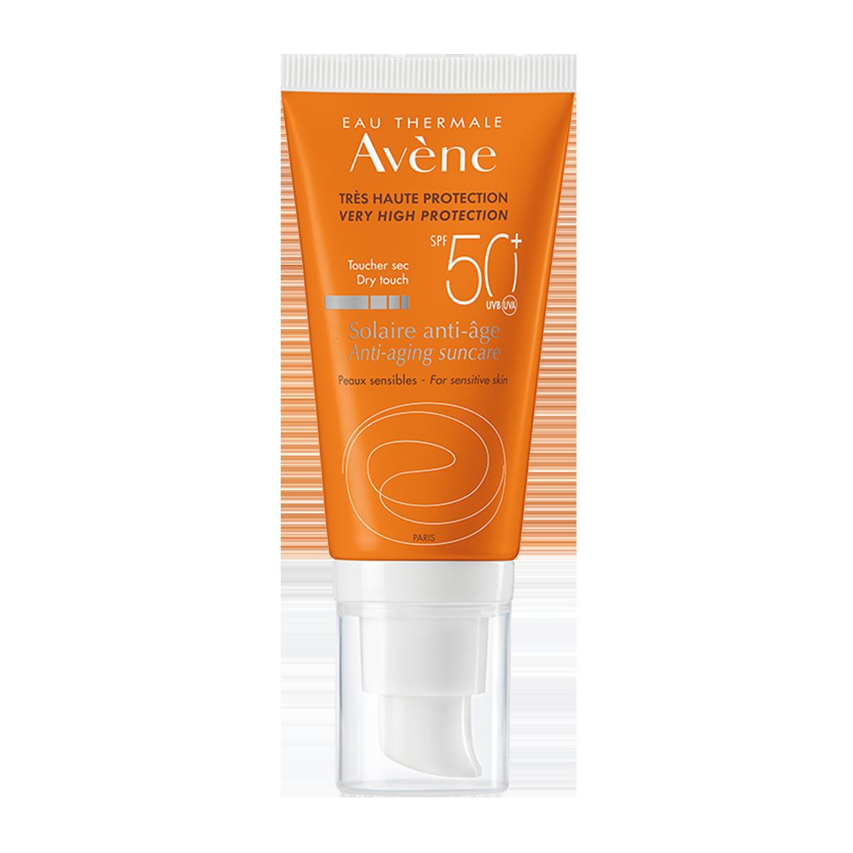 Eau Thermale Avène Sonnenschutz Anti-Aging SPF50+