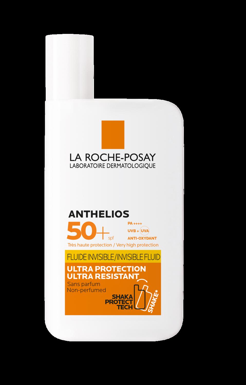 La Roche-Posay ANTHELIOS TRANSPARENTE FLUID LSF50+