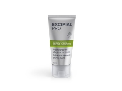 EXCIPIAL® PRO DRYNESS CONTROL REPAIR SENSITIVE Regenerierende und pflegende Handcreme