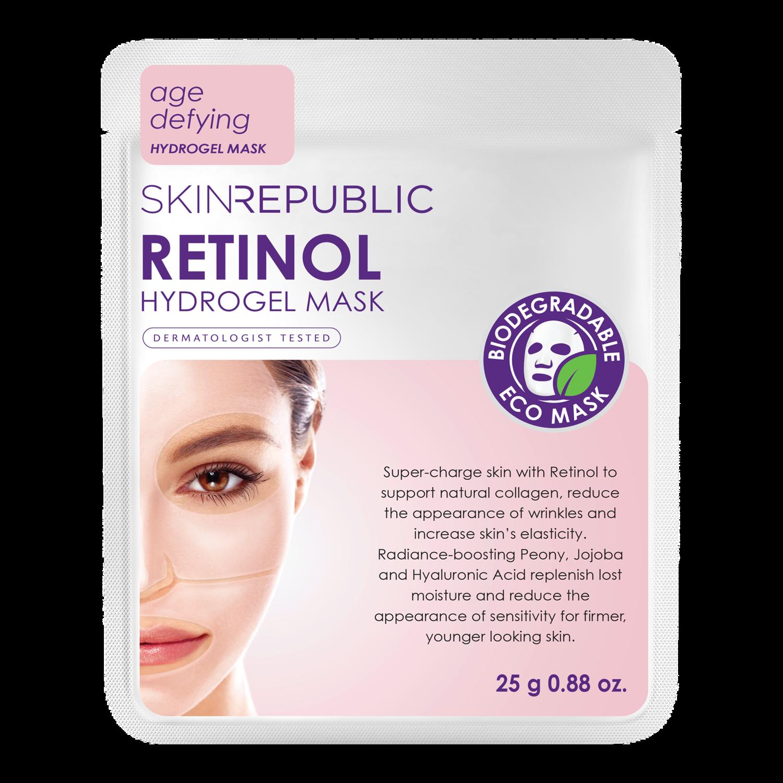 skinrepublic Retinol Hydrogel Face Mask 25g