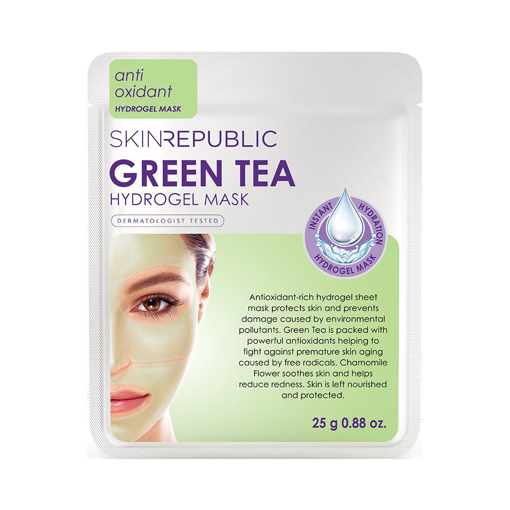 skinrepublic Green Tea Hydrogel Face Mask