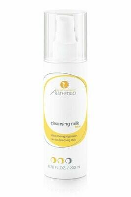AESTHETICO cleansing milk