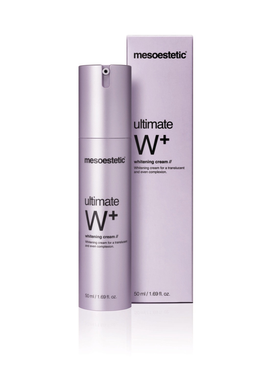 mesoestetic ULTIMATE W+ Cream