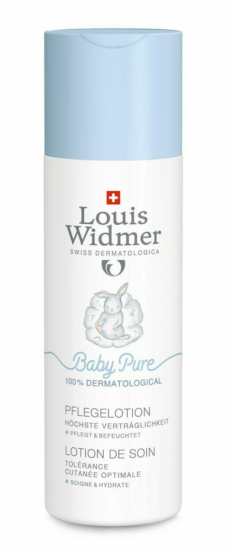 Louis Widmer BabyPure Pflegelotion