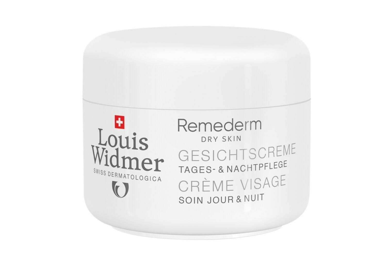 Louis Widmer Remederm Gesichtscreme