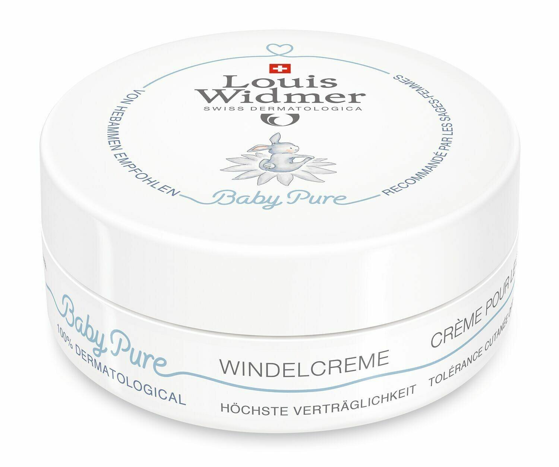 Louis Widmer BabyPure Windelcreme