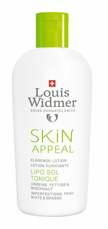 Louis Widmer Skin Appeal Lipo Sol Tonique