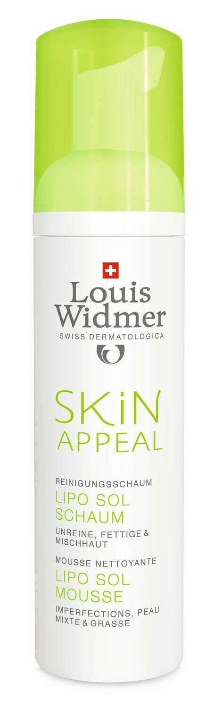 Louis Widmer Skin Appeal Lipo Sol Schaum