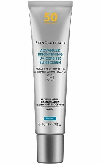 SkinCeuticals ADVANCED BRIGHTENING UV DEFENSE SUNSCREEN SPF 50