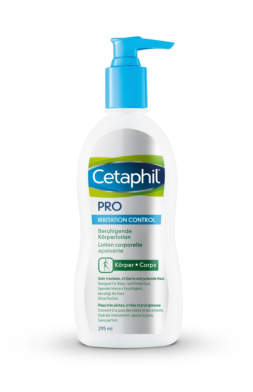 Cetaphil® PRO IRRITATION CONTROL Beruhigende Körperlotion