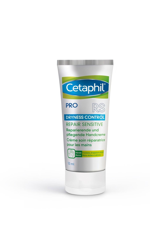 Cetaphil® PRO DRYNESS CONTROL REPAIR SENSITIVE Regenerierende und pflegende Handcreme