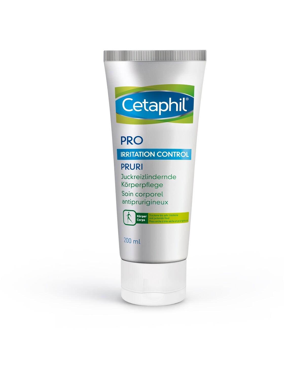 Cetaphil® PRO IRRITATION CONTROL PRURI Juckreizlindernde Körperpflege