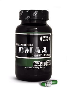 DMAA 30 капсул (1,3 диметиламиламин) Герань купить