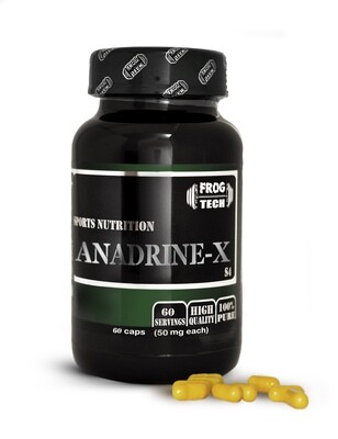 Anadrine S4 30 капсул капсул Анадрин купить