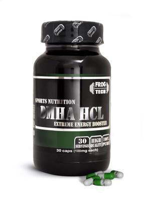 DMHA HCL 30 капсул 100 мг Инновационный аналог герани купить