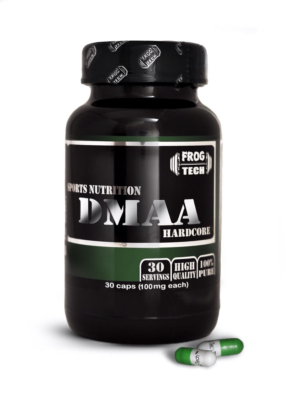 DMAA HARD (hardcore concentrate) 30 капсул Мощная герань купить