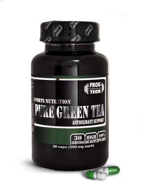 PURE GREEN TEA EXTRACT 30 капсул Экстракт зеленого чая купить