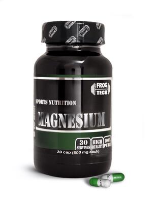 Magnesium 30 капсул Магний от frogtech купить