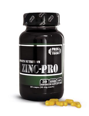 ZINC 30 капсул Цинк от frogtech купить