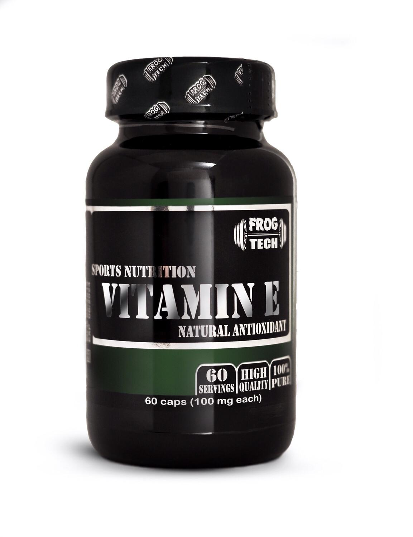 Vitamin E 60 капсул Витамин Е купить