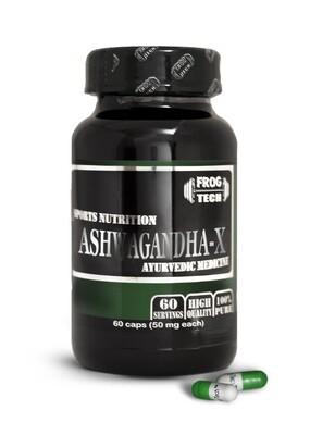 Ashwagandha-X 60 капсул Ашвагандха купить